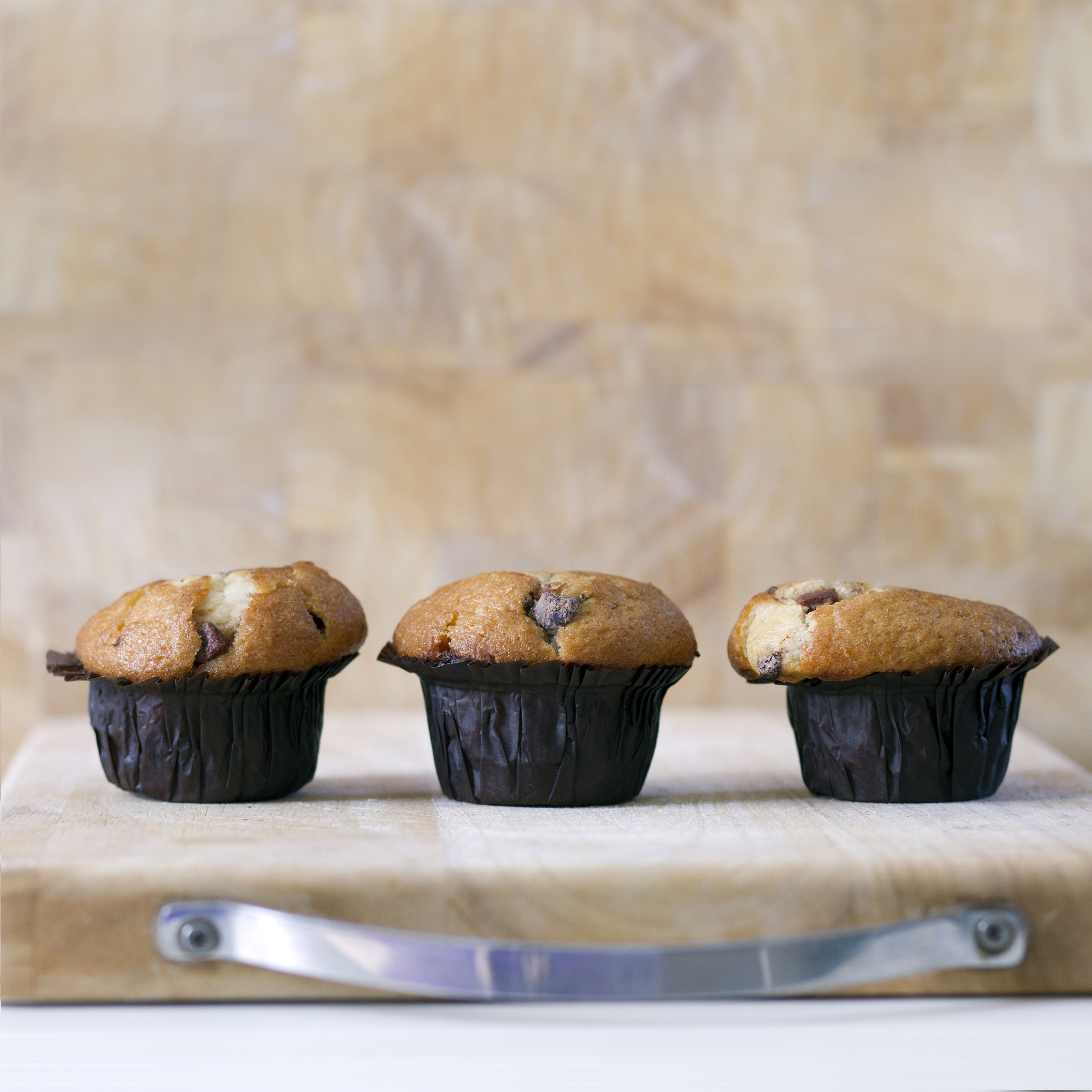 Chocolate Muffins, food photography Liverpool. Photographer Patricia Niland